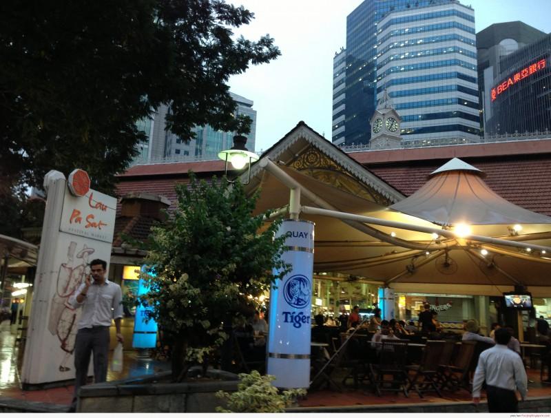 Lau Pa Sat Festival Market9